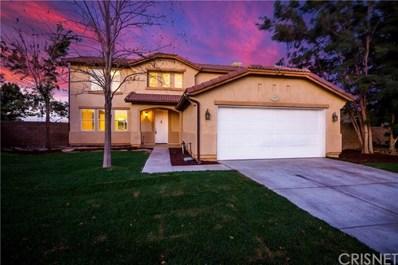 1217 W Holguin Street, Lancaster, CA 93534 - MLS#: SR18161920