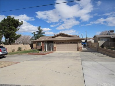 41910 60th St. West, Quartz Hill, CA 93536 - MLS#: SR18161959
