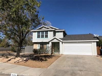 5123 E Avenue R11, Palmdale, CA 93552 - MLS#: SR18162236