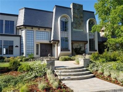 3485 Ridgeford Drive, Westlake Village, CA 91361 - MLS#: SR18162656