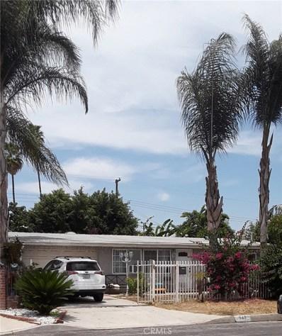 947 Galemont Avenue, Hacienda Heights, CA 91745 - MLS#: SR18162782