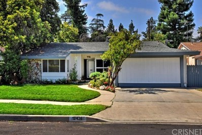 13436 Cumpston Street, Sherman Oaks, CA 91401 - MLS#: SR18162900