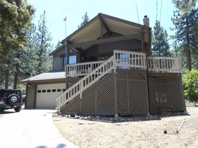 1609 Dogwood Way, Pine Mtn Club, CA 93225 - MLS#: SR18163020