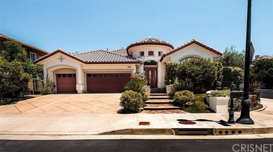 20405 Via Cellini, Porter Ranch, CA 91326 - MLS#: SR18163035