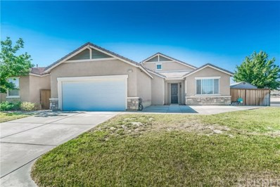 3111 Desert Moon Avenue, Rosamond, CA 93560 - MLS#: SR18163250