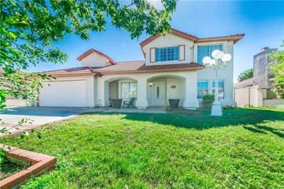 37067 Casa Verde Drive, Palmdale, CA 93550 - MLS#: SR18163261