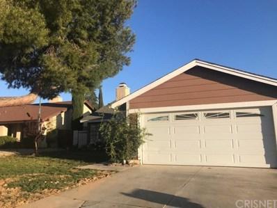 2532 Joshua Hills Drive, Palmdale, CA 93550 - MLS#: SR18163422