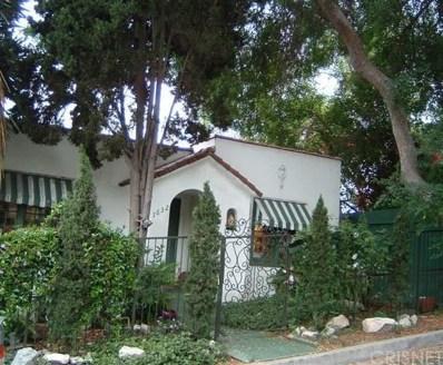 1632 Lucretia Avenue, Los Angeles, CA 90026 - MLS#: SR18163590