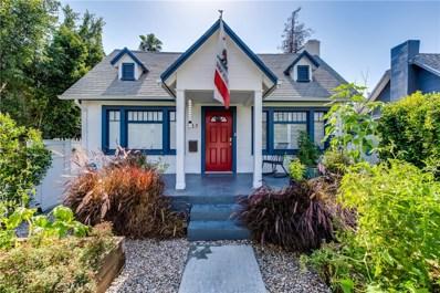 913 N Vista Street, Los Angeles, CA 90046 - MLS#: SR18163838