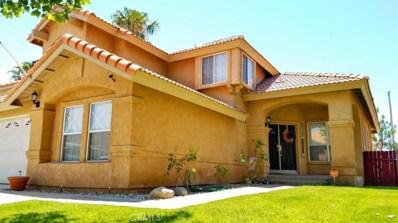1750 Mesa Drive, Lancaster, CA 93535 - MLS#: SR18163947