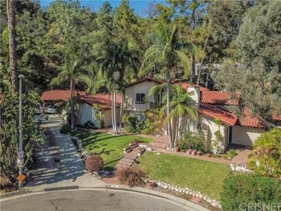 1345 LIVERPOOL Drive, Pasadena, CA 91103 - MLS#: SR18164041