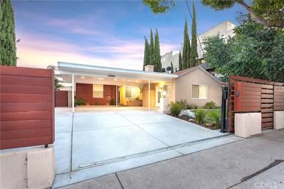 12844 La Maida Street, Sherman Oaks, CA 91607 - MLS#: SR18164050