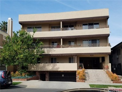 4521 Colbath Avenue UNIT 105, Sherman Oaks, CA 91423 - MLS#: SR18164169