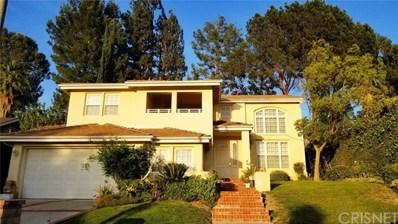 11344 Yolanda Avenue, Porter Ranch, CA 91326 - MLS#: SR18164355