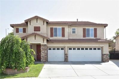 3644 Parkridge Lane, Palmdale, CA 93551 - MLS#: SR18165127