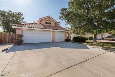 44522 Avenida Del Playa, Lancaster, CA 93535 - MLS#: SR18165456