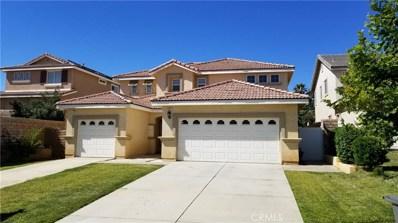 4352 Bethpage Drive, Palmdale, CA 93551 - MLS#: SR18165517