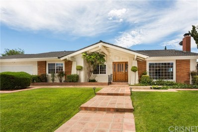 19148 Clymer Street, Porter Ranch, CA 91326 - MLS#: SR18165582