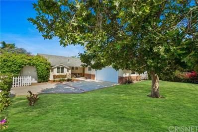 5419 Shoup Avenue, Woodland Hills, CA 91367 - MLS#: SR18165785