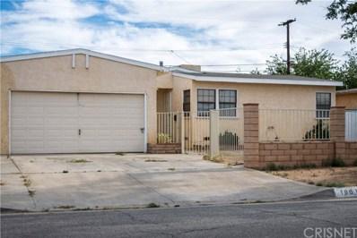 1861 E Avenue Q13, Palmdale, CA 93550 - MLS#: SR18167123