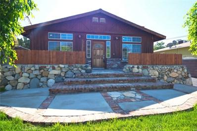 10536 Mount Gleason Avenue, Tujunga, CA 91042 - MLS#: SR18168186