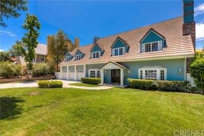 4733 Westchester Drive, Woodland Hills, CA 91364 - MLS#: SR18168356