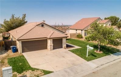 3149 Conestoga Canyon Road, Palmdale, CA 93550 - MLS#: SR18168649