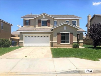 3041 El Nido Lane, Lancaster, CA 93535 - MLS#: SR18168790