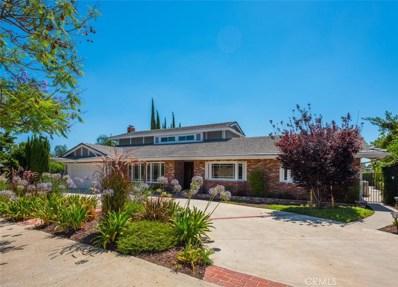 10615 Atlanta Avenue, Porter Ranch, CA 91326 - MLS#: SR18168829