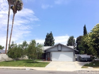 22709 Paragon Drive, Saugus, CA 91350 - MLS#: SR18169004
