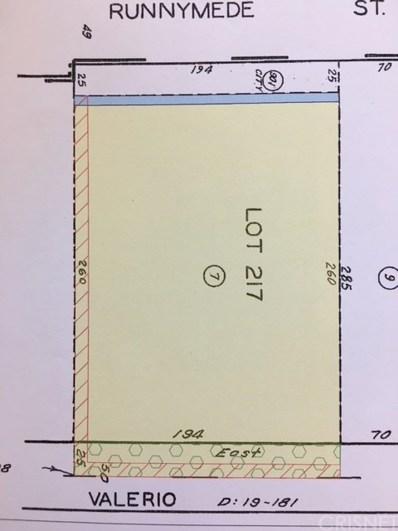 14203 Valerio Street, Van Nuys, CA 91405 - MLS#: SR18169102