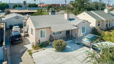 6443 Agnes Avenue, North Hollywood, CA 91606 - MLS#: SR18169249