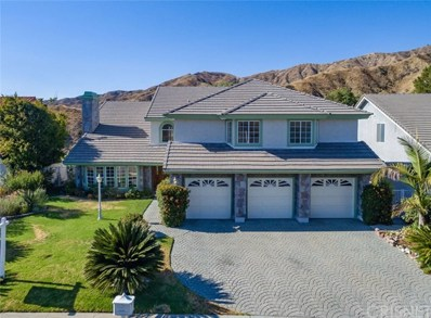 3331 Viewcrest Drive, Burbank, CA 91504 - MLS#: SR18169298