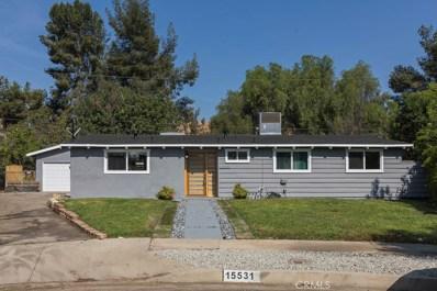 15531 Mckeever Street, Mission Hills (San Fernando), CA 91345 - MLS#: SR18169341