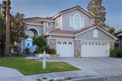 27417 Whitefield Place, Valencia, CA 91354 - #: SR18169616