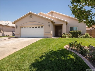 44156 Dawn Court, Lancaster, CA 93536 - MLS#: SR18170012