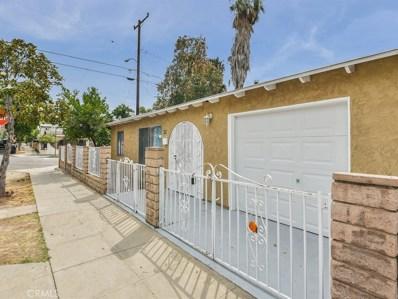 654 S Huntington Street, San Fernando, CA 91340 - MLS#: SR18170573