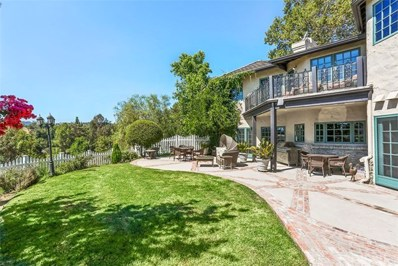 5523 Paradise Valley Road, Hidden Hills, CA 91302 - MLS#: SR18170609