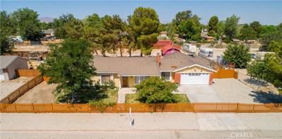 36915 96th Street E, Littlerock, CA 93543 - MLS#: SR18171140