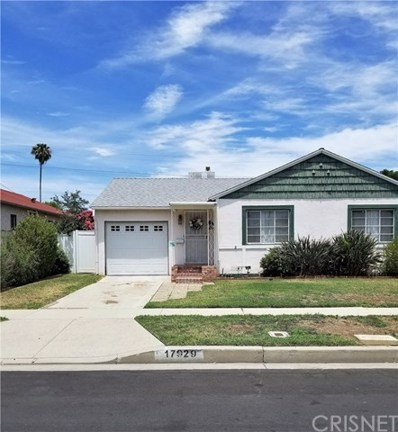 17929 Califa Street, Encino, CA 91316 - MLS#: SR18171172