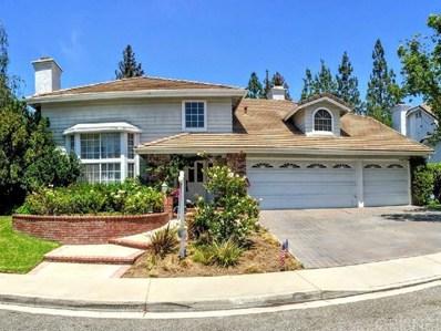 5643 Middle Crest Drive, Agoura Hills, CA 91301 - MLS#: SR18171292
