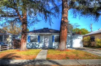 14323 Califa Street, Sherman Oaks, CA 91401 - MLS#: SR18171571