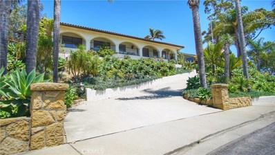 1206 Harbor Hills Drive, Santa Barbara, CA 93109 - MLS#: SR18171683