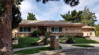 23316 Blythe Street, West Hills, CA 91304 - MLS#: SR18171727