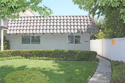 25264 Avenida Dorena UNIT 17, Newhall, CA 91321 - MLS#: SR18172158