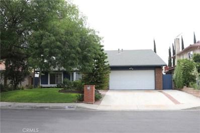 13342 Meadow Wood Lane, Granada Hills, CA 91344 - MLS#: SR18172640
