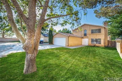 2509 Garnet Lane, Lancaster, CA 93535 - MLS#: SR18172699