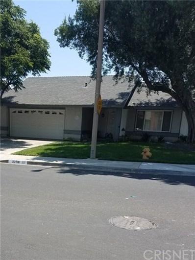 23718 Mill Valley Road, Valencia, CA 91355 - MLS#: SR18173245