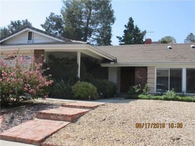 18900 Killoch Way, Porter Ranch, CA 91326 - MLS#: SR18173437