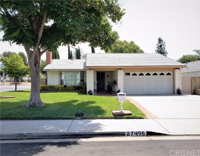 27496 Cherry Creek Drive, Valencia, CA 91354 - MLS#: SR18173581